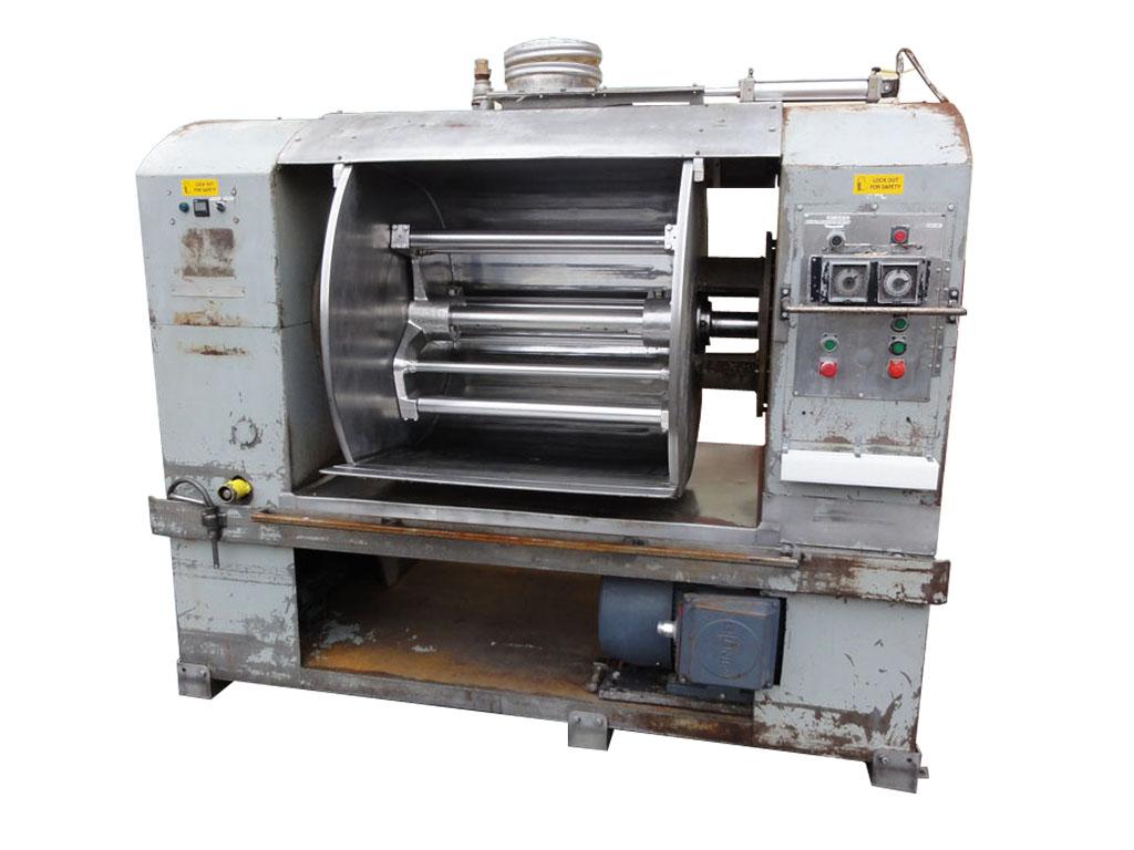 Horizontal Dough Mixer Pre Owned Bakery Mixers