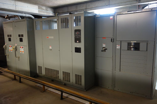 ABB POWER ELEC GEAR INTERRUPTER SWITCH AND ABB POWER NEMA